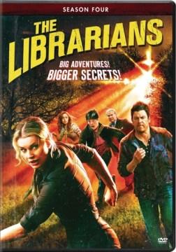 The librarians. Season four [digital videodisc]