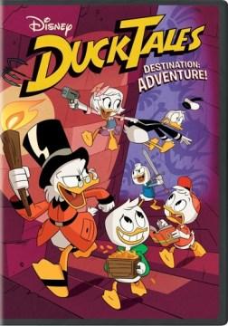 DuckTales. Destination adventure!