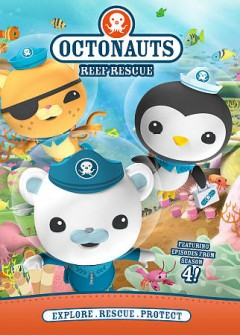 Octonauts. Reef Rescue
