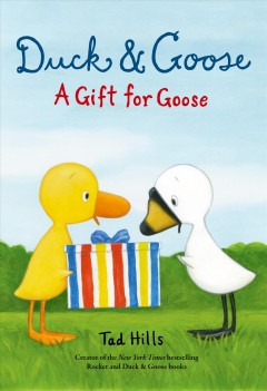 A gift for Goose