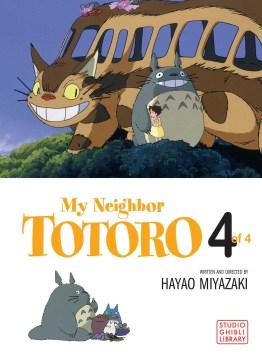 My neighbor Totoro. 4