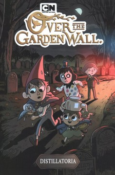 Over the garden wall. Distillatoria