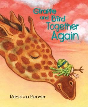 Giraffe and Bird together again