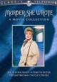 Murder, she wrote. 4 movie collection.