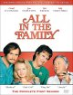 All in the family : the complete first season