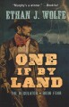 One if by land [text(large print)]