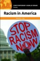Racism in America : a reference handbook