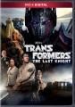 Transformers. The last knight [videorecording (DVD)]