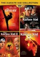 The karate kid collection.