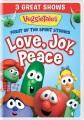 Veggie tales. Fruit of the spirit stories. Vol. 1, Love, joy, peace.