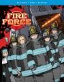 Fire force. Season 1 part 1