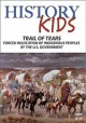 History kids. Trail of tears, forced relocation of indigenous peoples by the U.S. government.