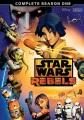 Star wars rebels. Complete season one.