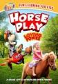 Horse play. Loving ponies