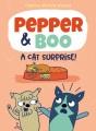 Pepper & Boo : a cat surprise!