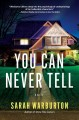 You can never tell : a novel