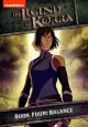Legend of Korra : book four : balance