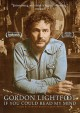 Gordon Lightfoot : if you could read my mind