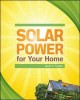 Solar power for your home