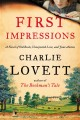 First impressions : a novel