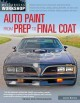 Auto paint from prep to final coat