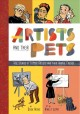 Artists and their pets : true stories of famous artists and their animal friends