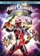 The Power Rangers super ninja steel : the complete season