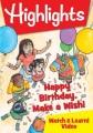 Highlights. Happy birthday, make a wish!