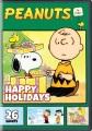 Peanuts. Happy holidays