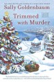 Trimmed with murder : a seaside knitters mystery