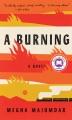 A burning : a novel