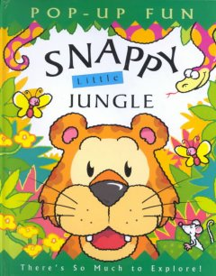 Snappy little jungle : there's so much to explore!