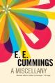 E. E. Cummings : a miscellany