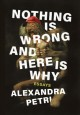 Nothing is wrong and here is why : essays