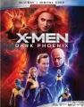 Dark Phoenix (Blu-ray).