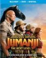 Jumanji: The Next Level (Blu-ray).