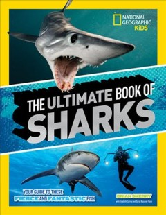 The Ultimate Book of Sharks by Brian Skerry