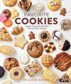 Favorite Cookies by Williams-Sonoma