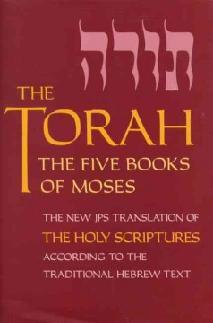 Torah, The:  The 5 Books Of Moses