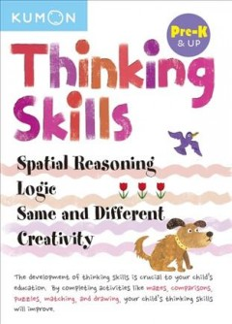 Thinking Skills: Pre-K & Up