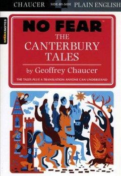 No Fear The Canterbury Tales