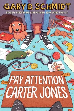 Pay Attention, Carter Jones