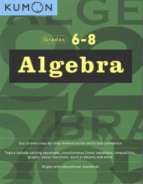 Algebra: Grades 6-8