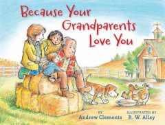 Because your grandparents love you Cover