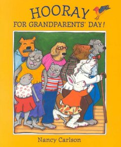 Hooray for Grandparent's Day Cover